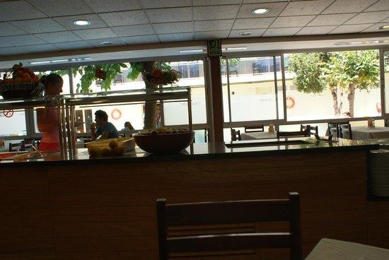 Sanmarti Hotel: restaurant