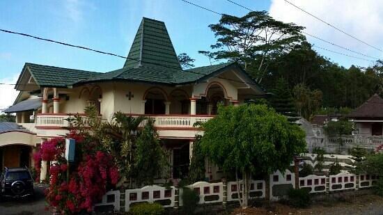 Villa Silverin: Haupthaus