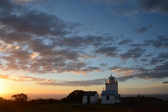 Cape Borda Lighthouse Keepers Heritage Accommodation: Cape Borda Lighthouse