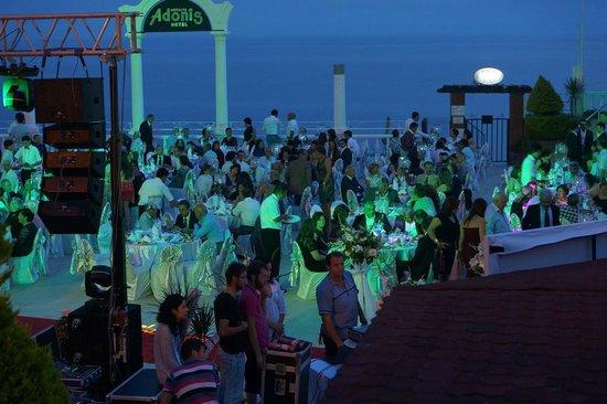 Antalya Adonis Hotel : Свадьба