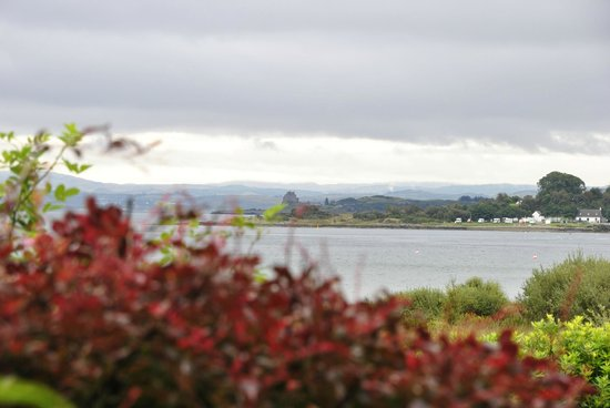 Isle of Mull Hotel & Spa : view from room 30