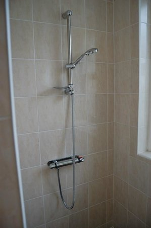 Bluebird Hotel : New shower and immaculately clean