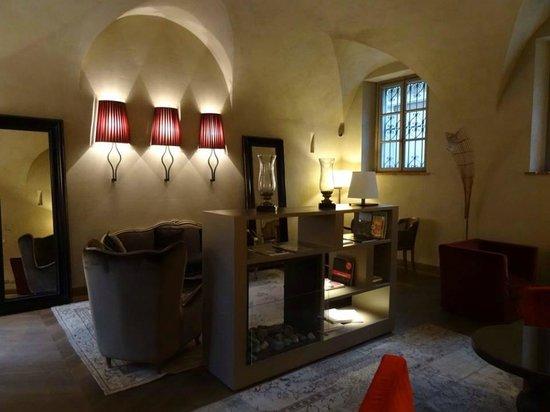 Palazzo Righini : sitting room