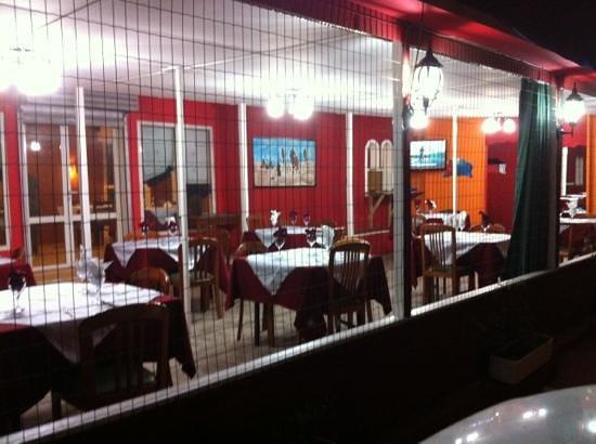 Restaurante Hotel Bema: terraza restaurante BEMA
