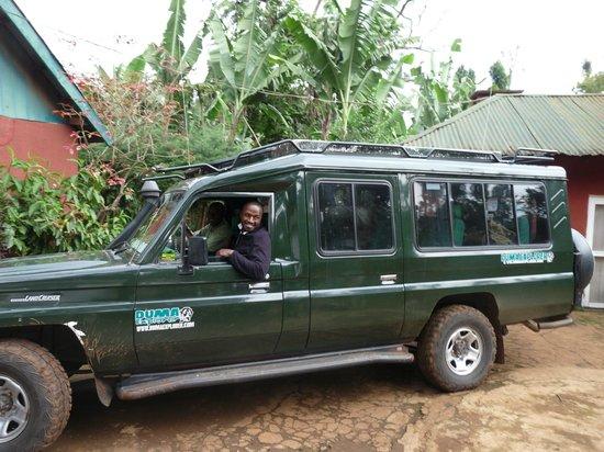 Duma Explorer - Day Tours: Duma