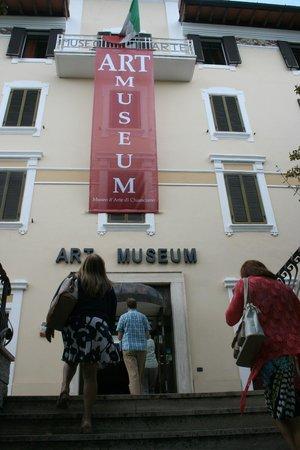 Art Museum of Chianciano Terme: Biennale 2013