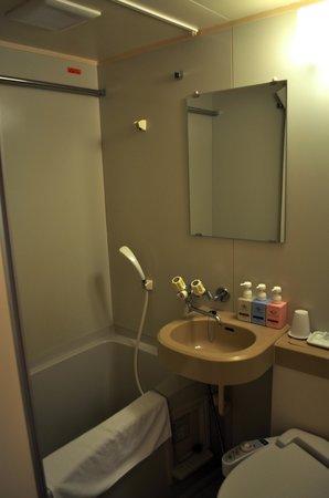 Roco Inn Matsuyama : バスルーム