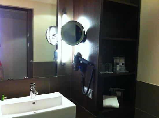 Atlantic Hotel Lübeck: Bathroom