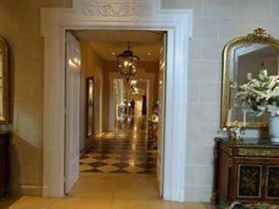 Grand Hotel du Lac : lobby