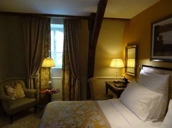 Grand Hotel du Lac : room
