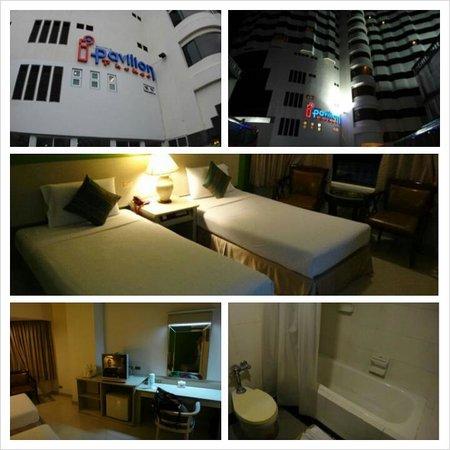 I Pavilion Phuket Hotel: interior