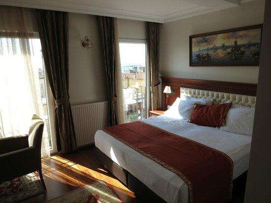 Aren Suites: Seaview Zimmer