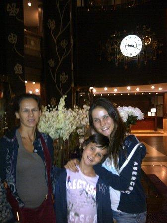 Hotel Plaza Andorra: entrée