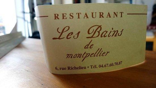 Les Bains de Montpellier