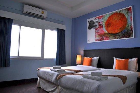 Orange Tree House: ホテル内