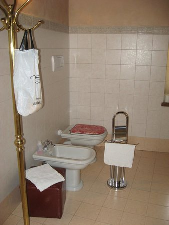Bed & Breakfast La Corte : Bathroom