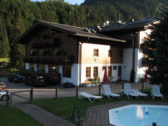 Lengauer Hof : Pool for babies