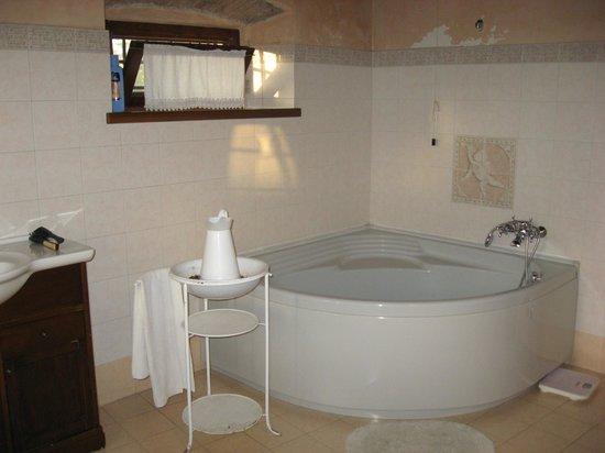 Bed & Breakfast La Corte : Bathroom