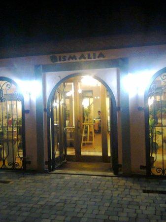 Ristorante Pizzeria Ismalia : Ingresso