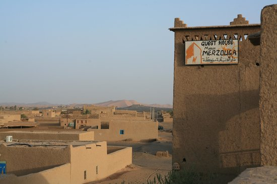Guest House Merzouga: guest house