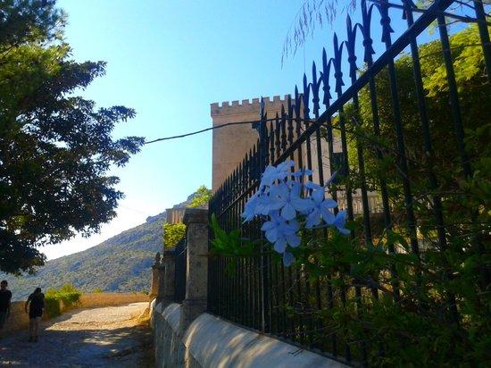 Boquer Valley (Val de Boquer): Start of trail