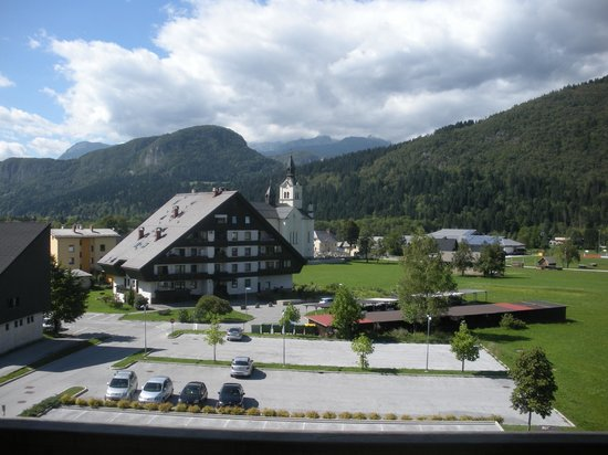 Bohinj ECO Hotel: room with a view