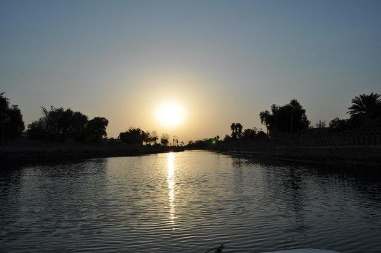 Ain Al Faida One To One Hotel And Resort: Boat trip