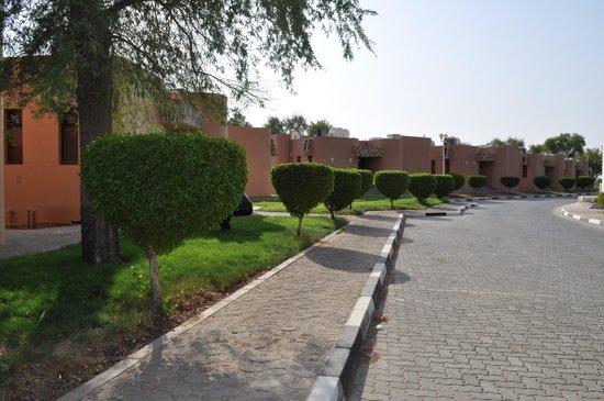 Ain Al Faida One To One Hotel And Resort: villas