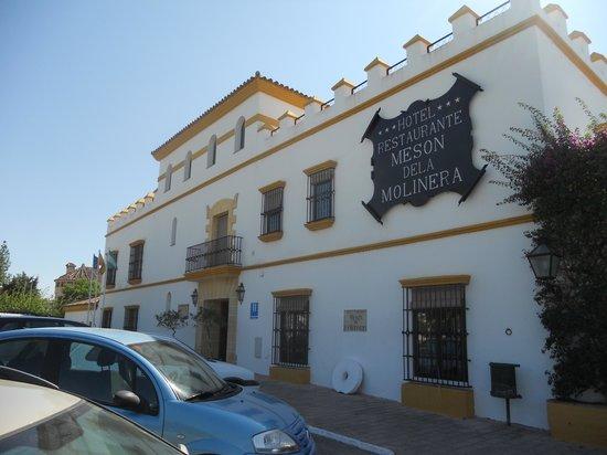 Hotel Meson de la Molinera: El hotel