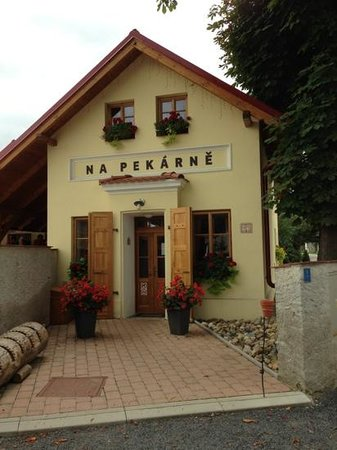 Photo of Modern European Restaurant Na Pekarne at Kojetická 36, Melnik 250 63, Czech Republic