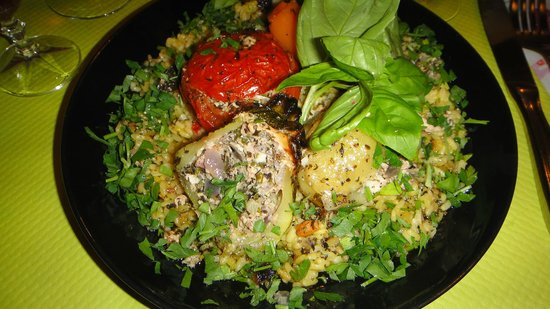 La Cuisine du Dimanche: イチジクをつかった料理