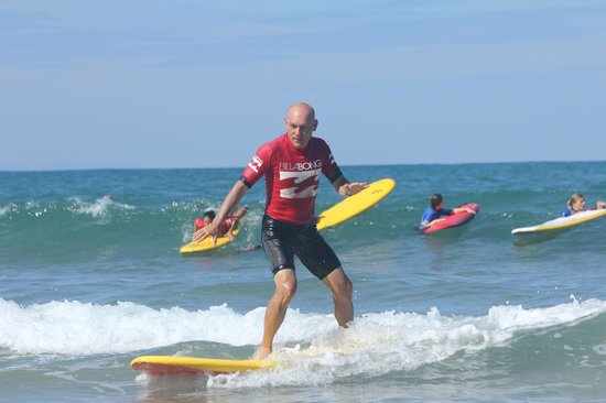 Ecole de surf Jo Moraiz - Day Classes : 2nd Day