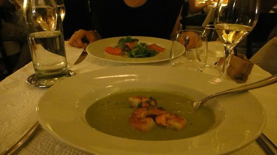 La Fourchette : 前菜