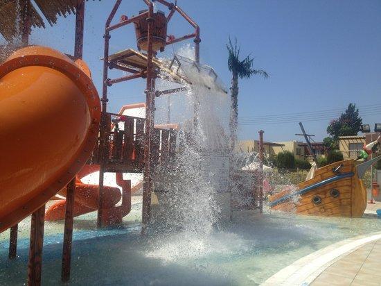 Electra Holiday Village : Waterpark