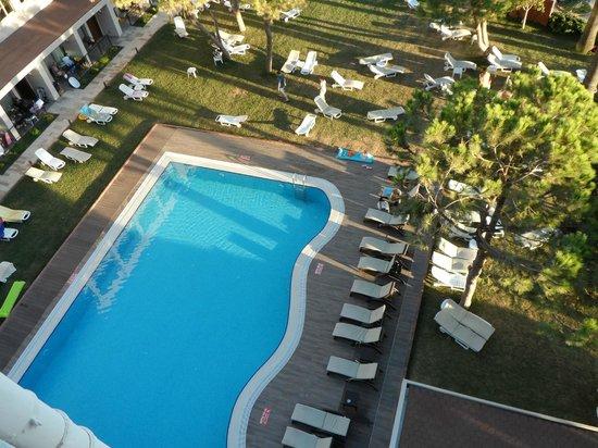 Tusan Beach Resort: Tusan 2e zwembad