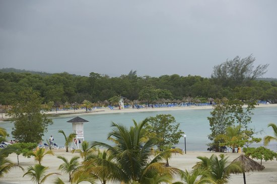 Grand Bahia Principe Jamaica: View from 17501