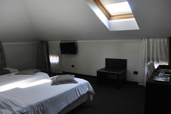 Hotel Villa Pannonia: Attic Room