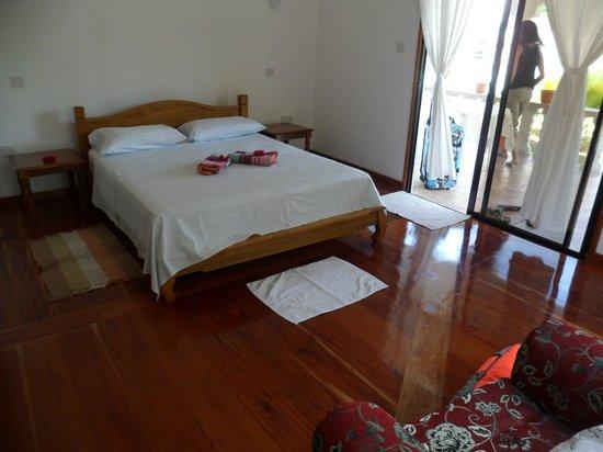 La Passe: la chambre
