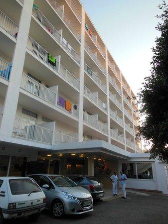 Hotel Gran Sol: esterno hotel