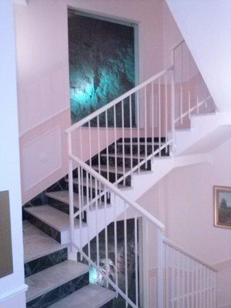 Cristina Hotel: Interno...poi verde