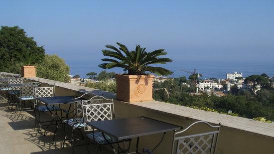 Cristina Hotel : Altra terrazza