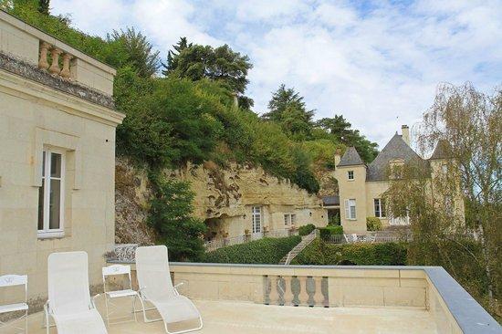 Chateau de Targé : Château de Targé