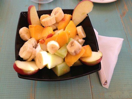 Amoudaki All Day Coffee Bar: yoghurt con mix di frutta