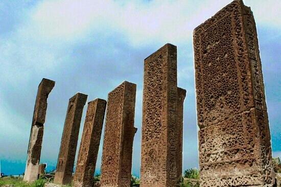 Bitlis, Turkey: selcuklu mezarlığı