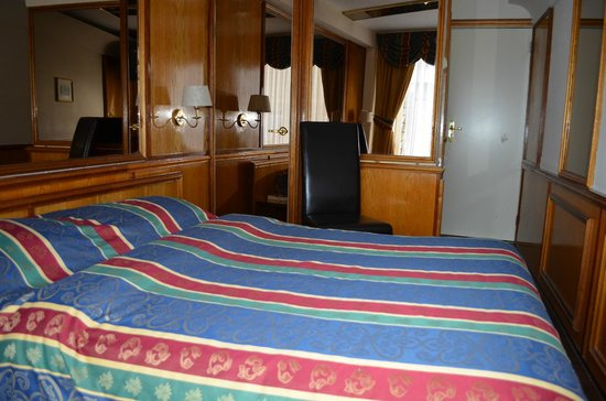 Rembrandtplein Hotel: Double room