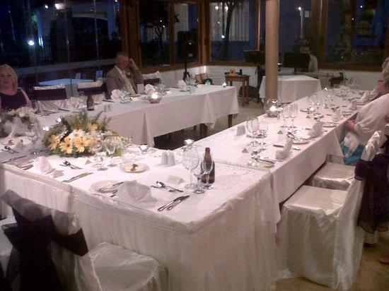 Sea Breeze Apart Hotel: The Wedding Breakfast