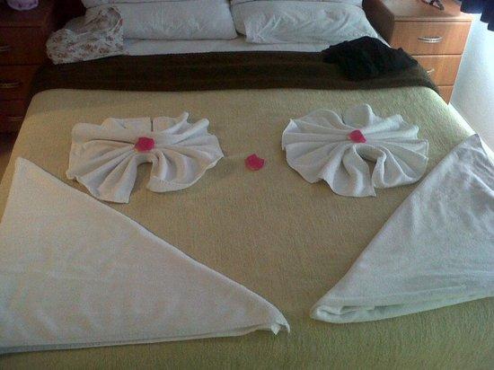 Sea Breeze Apart Hotel: maid service
