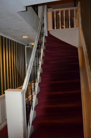 Rembrandtplein Hotel: stairs