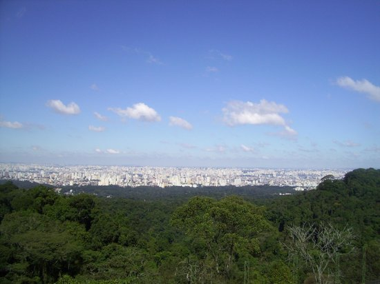 Park Stanowy Cantareira