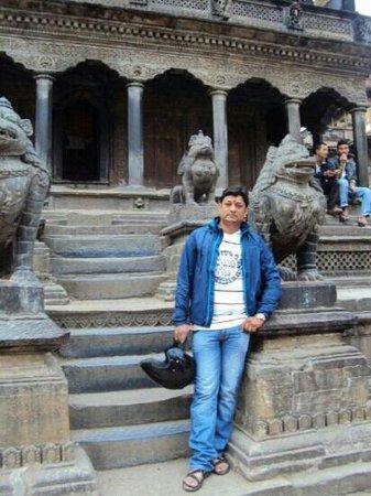 Krisnhna Mandir Temple (Chayasim Deval): krishna mandir, patan darbar